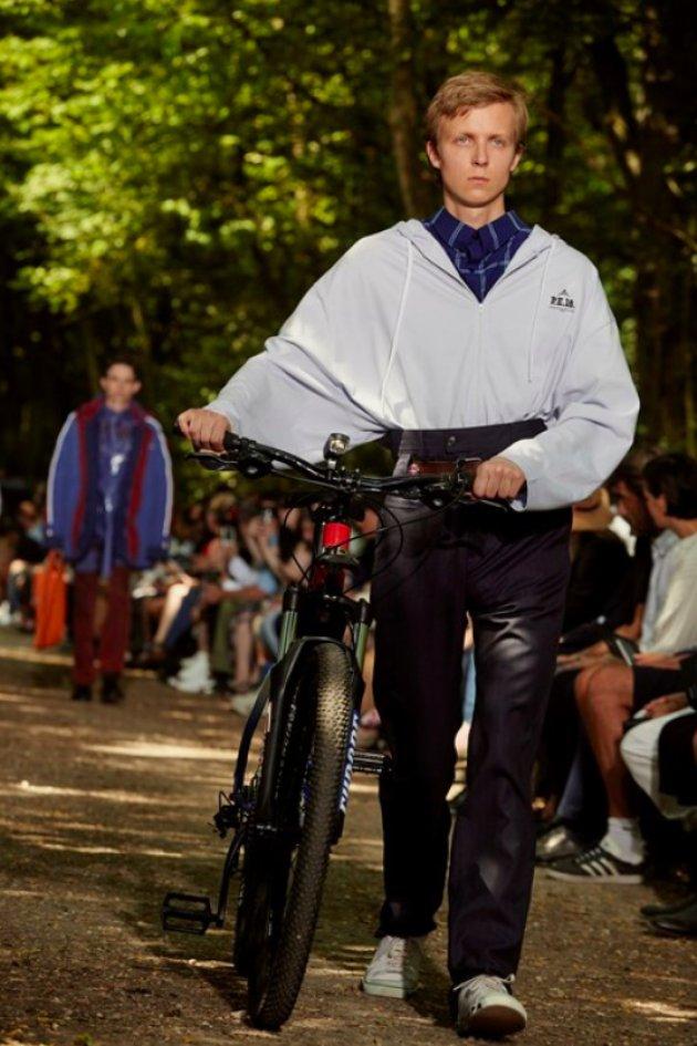 Balenciaga Menswear ss 2018