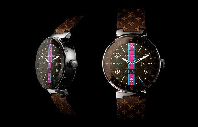 Louis Vuitton Tambour Horizon Connected  Watch