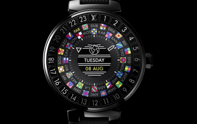 Louis Vuitton Tambour Horizon Connected  Watch