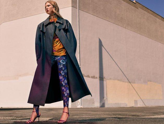 Zara Pre-Fall 2017