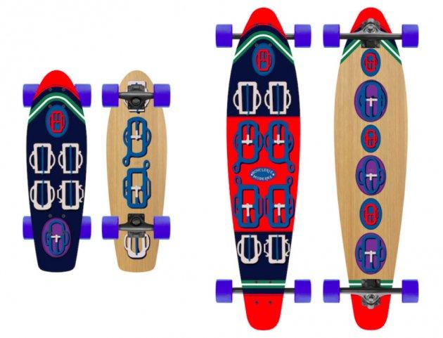 Hermès Skateboards & Longboards