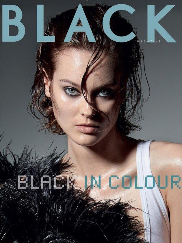 Black Magazine, wrzesień 2017