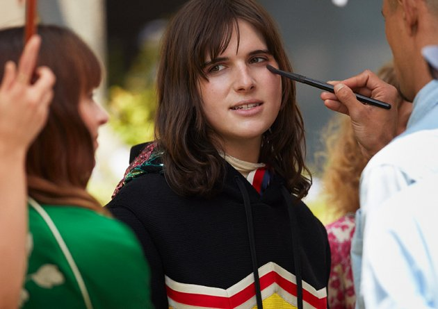 GUCCI Bloom: Behind the scenes