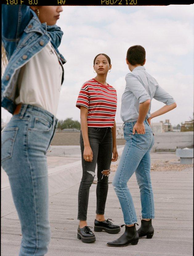 Levi's Skinny Jeans fall 2017