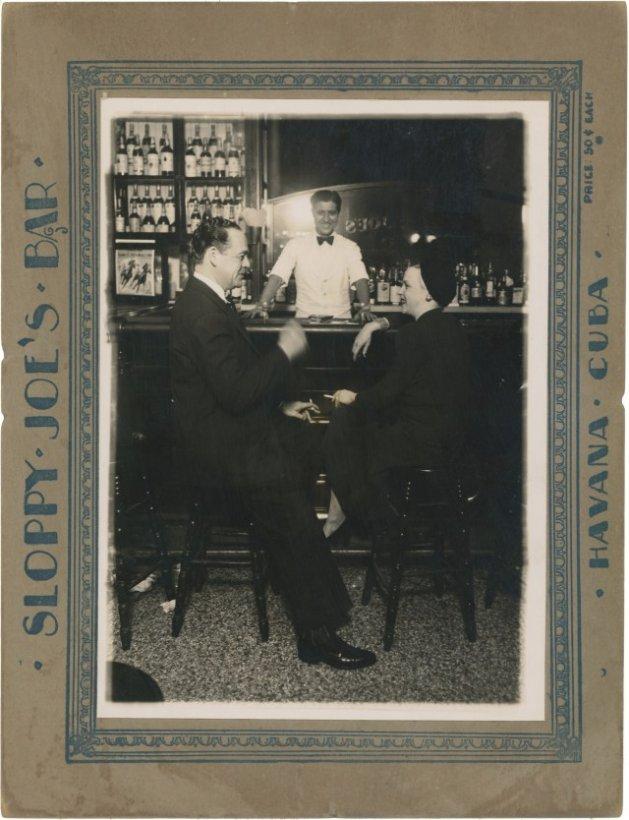 Sally Hansen podczas wakacji na Kubie w towarzystwie drugiego męża, Adolfa