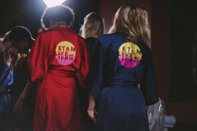 Etam Live Show 2017