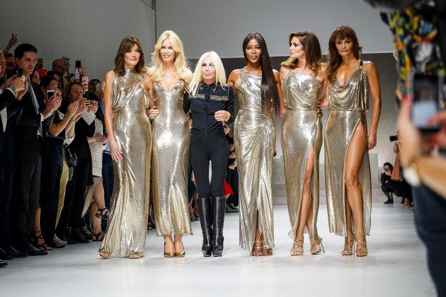 Versace ss 2018