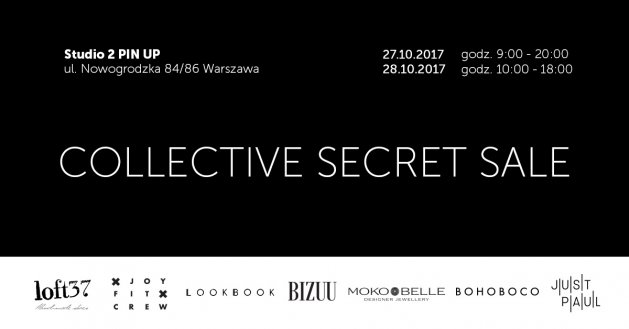 Collective Secret Sale w Pin-Up Studio 2