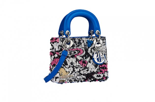 Lady Dior Art Project