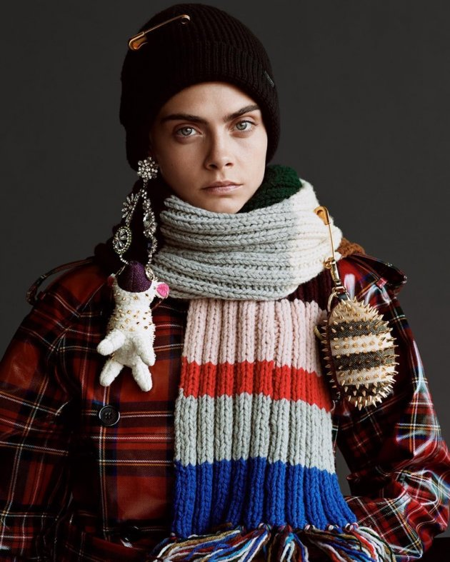 Burberry Holiday 2017