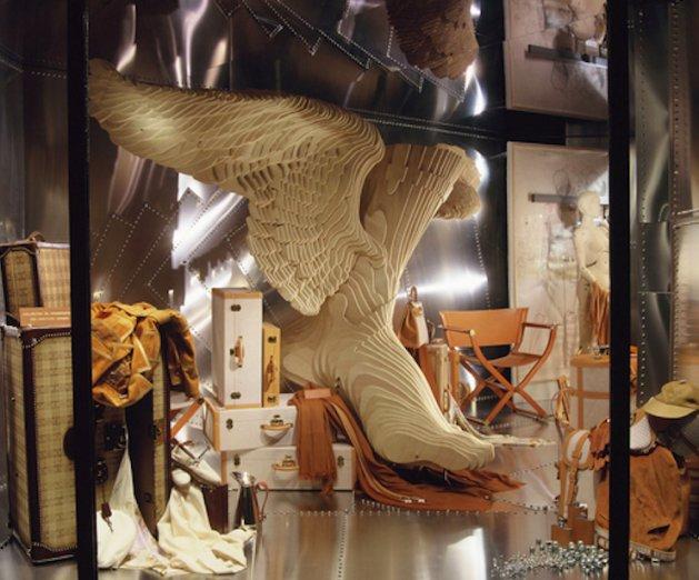 Hermès à tire-d'aile - Les mondes de Leïla Menchari