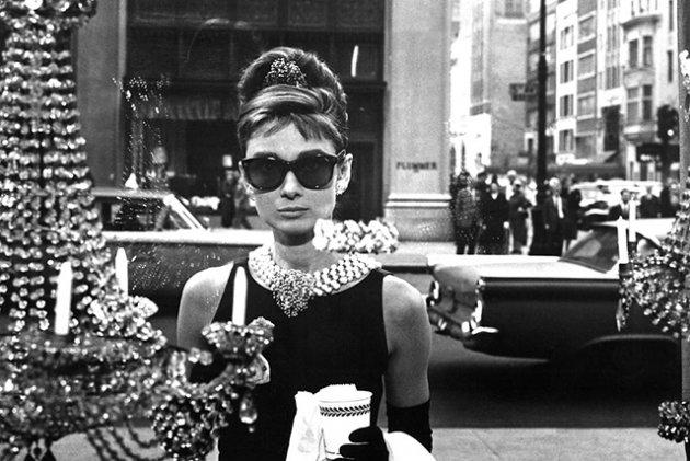 Audrey Hepburn - Śniadanie u Tiffany'ego