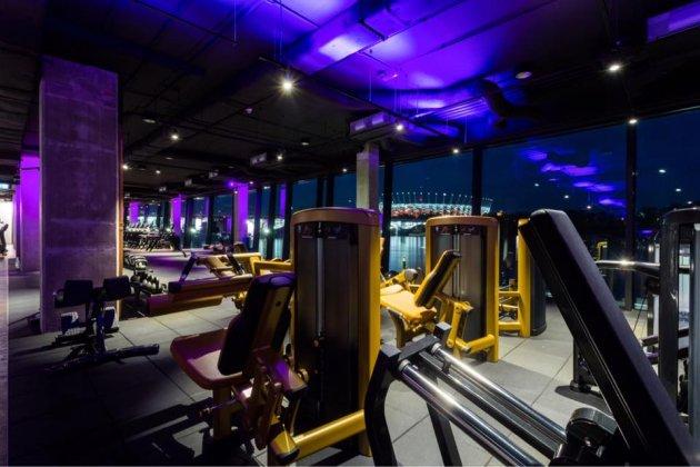 Exuma Gym