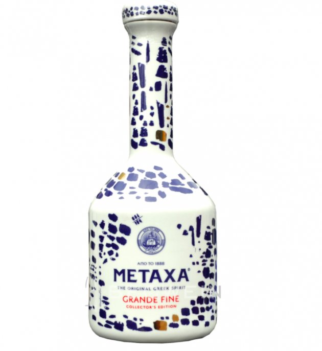Metaxa Grande Fine: Edycja kolekcjonerska