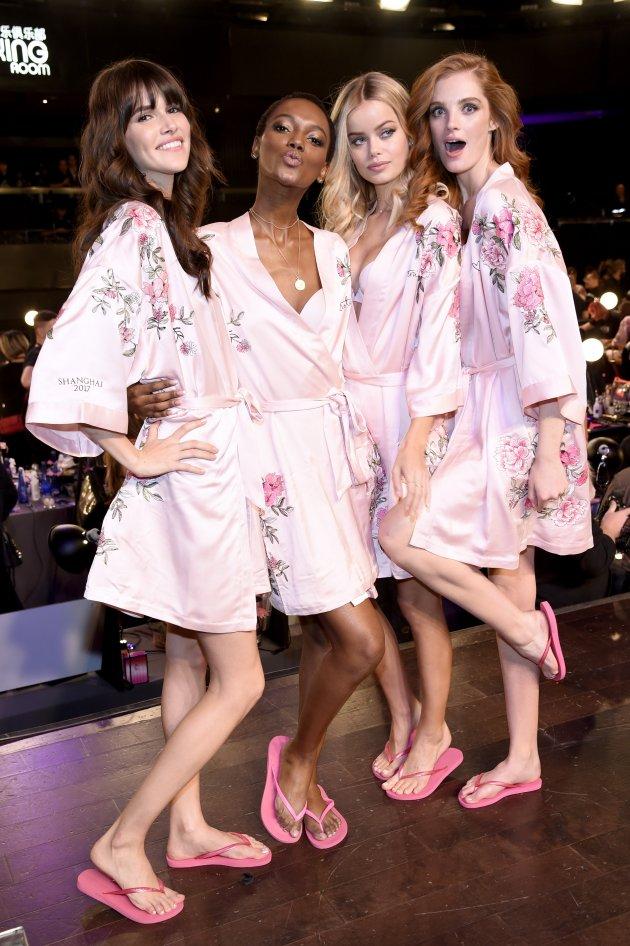Za kulisami VS Fashion Show Shanghai 2017