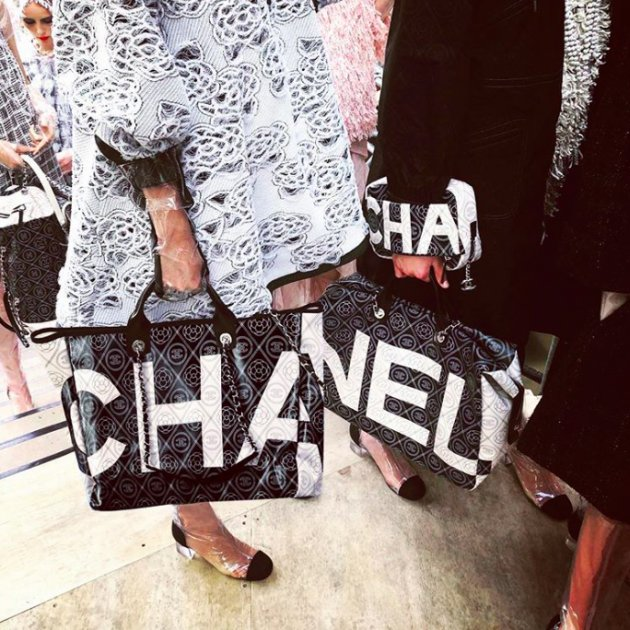 Instagram @chanelofficial