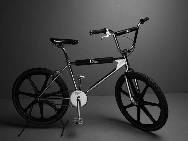 BMX Dior Homme x Bogarde