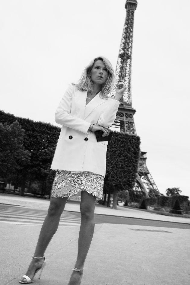 My Paris Shopping: Aleksandra Jarno-Dzik, fot. Anna Dziewulska