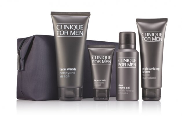 Zestaw Clinique GREAT SKIN FOR HIM