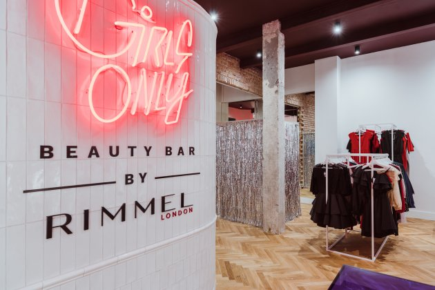GIRLS ONLY Beauty Bar by Rimmel