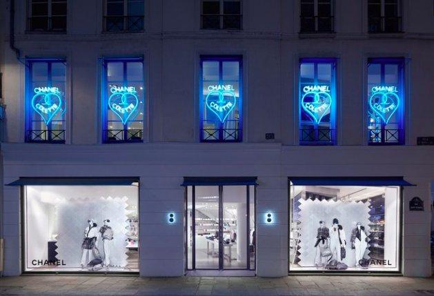 colette 213 rue Saint-Honoré 75001 Paris