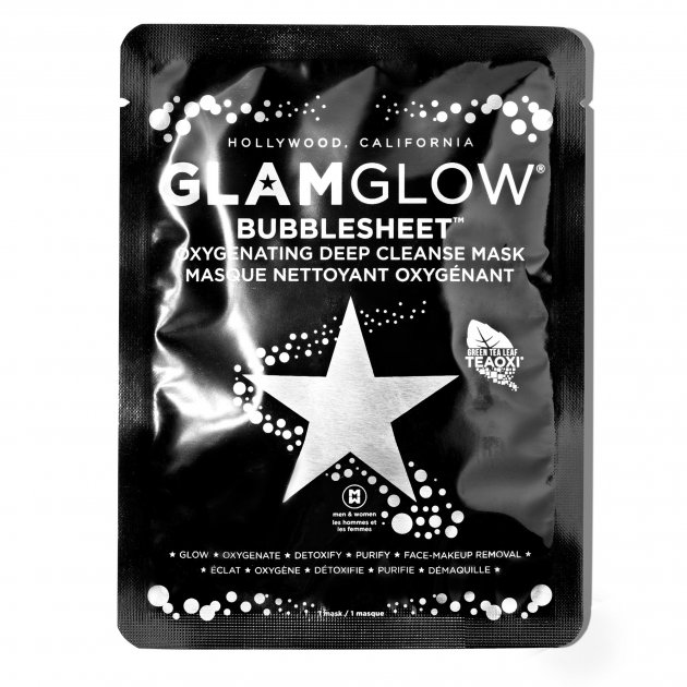 GLAMGLOW UBBLESHEET Oxygenating Deep Cleanse Mask