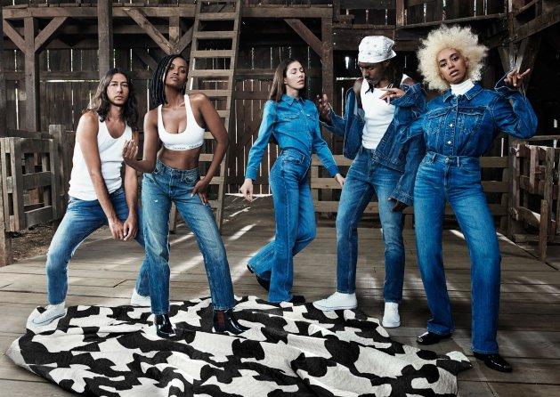#MYCALVINS Calvin Klein JEANS & UNDERWEAR ss 2018