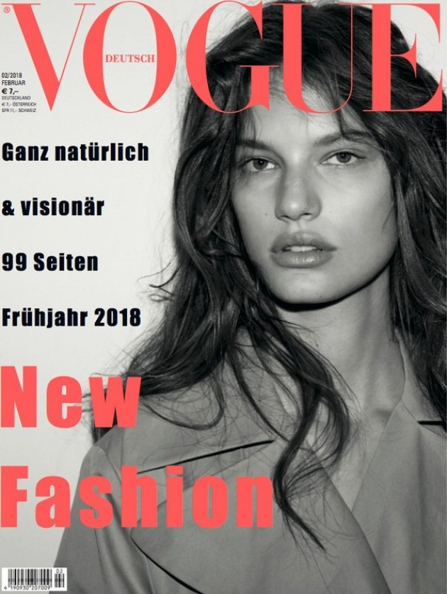 VOGUE Germany, February 2018