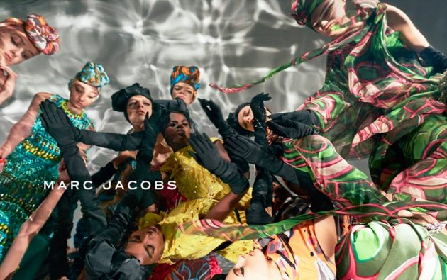 Marc Jacobs ss 2018