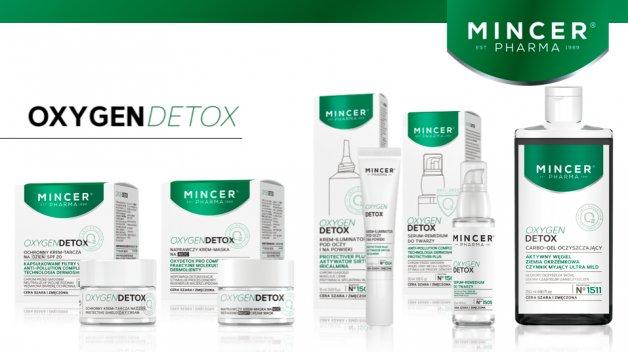 Mincer Pharma Oxygen Detox