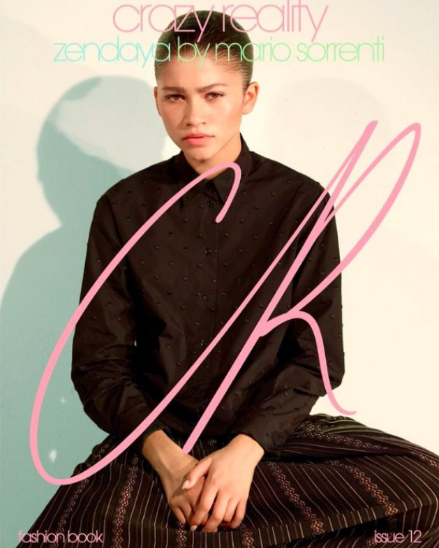 CR Fashion Book #12
