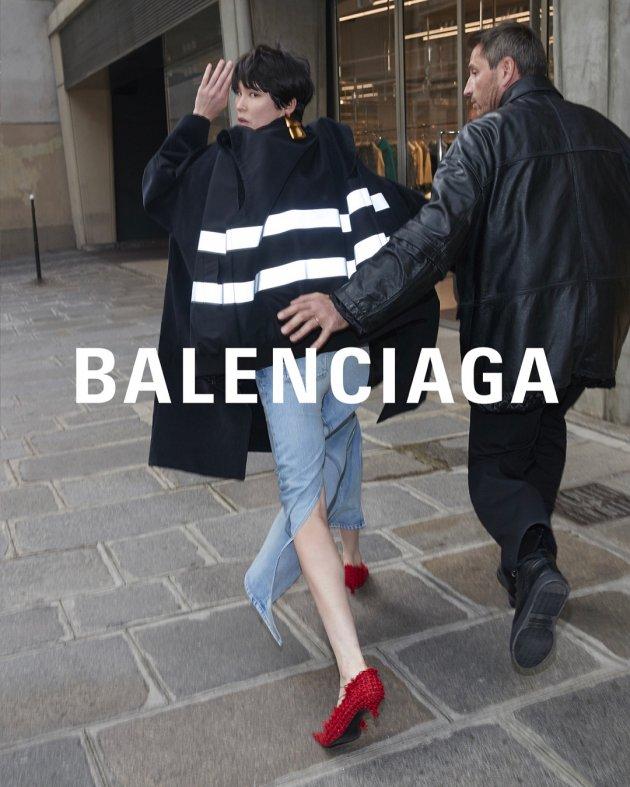 Balenciaga ss 2018
