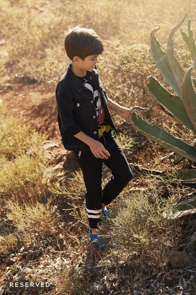 Reserved Kids ss 2018