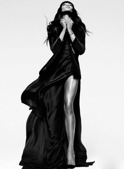 Naomi Campbell Prêt-à-Porter Silk Collection