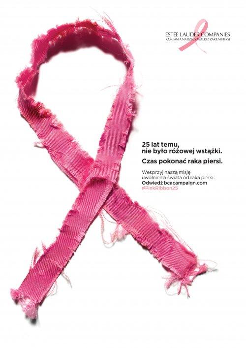 Estée Lauder Companies #pinkribbon25