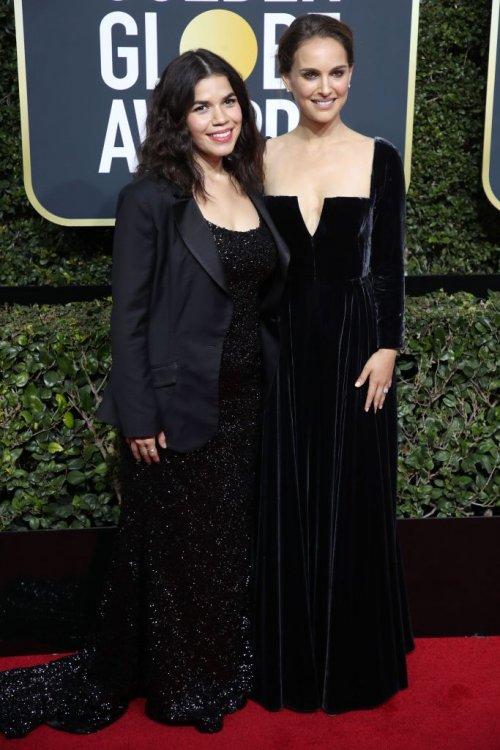 America Ferrera & Natalie Portman