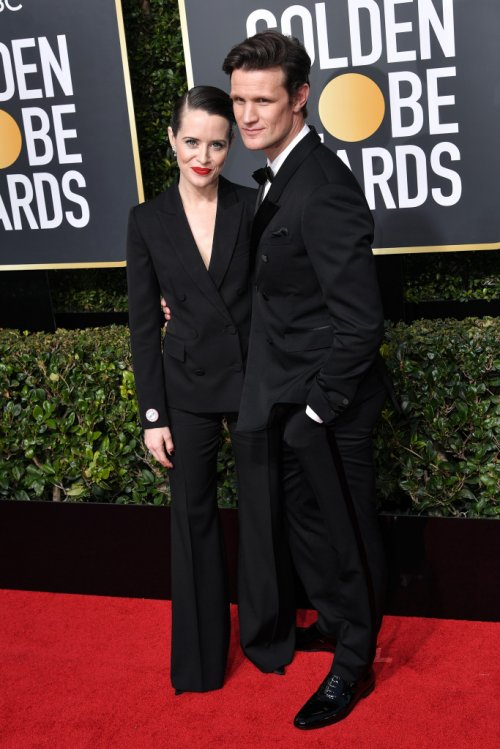 Claire Foy & Matt Smith
