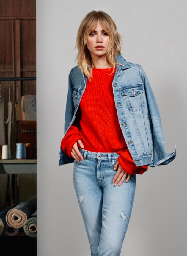 H&M Denim Spring 2018