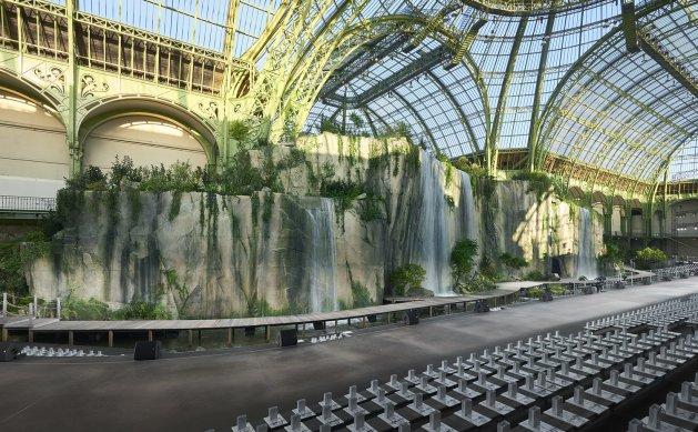 CHANEL w Grand Palais