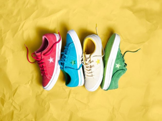 Converse One Star Spring 2018