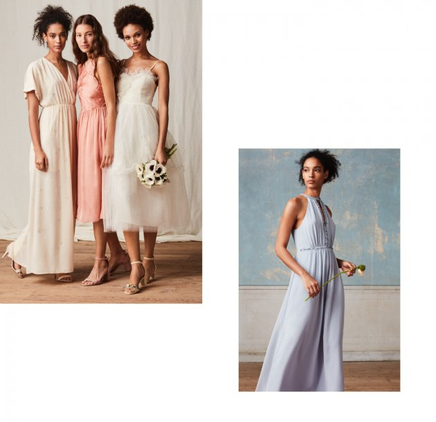 H&M The Wedding Shop ss 2018