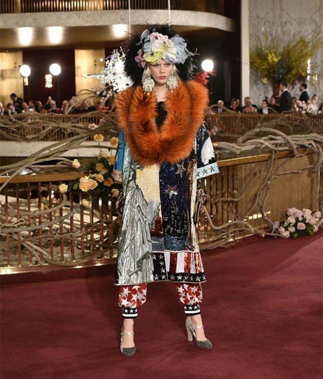 Dolce & Gabbana Alta Sartoria ss 2018