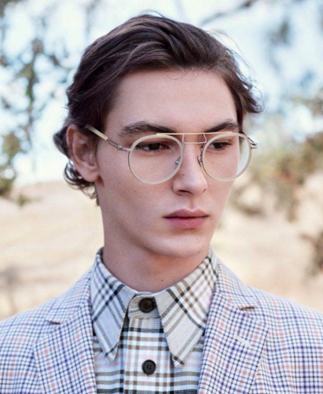 Calvin Klein Eyewear ss 2018 by Raf Simons