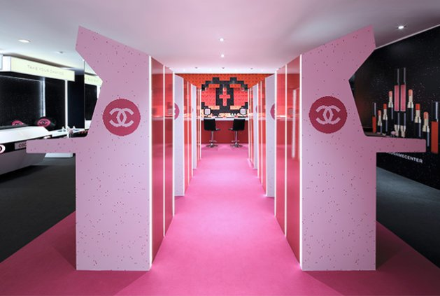 CHANEL Coco Game Center