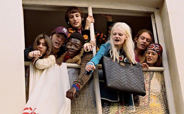 Gucci Pre-Fall 2018