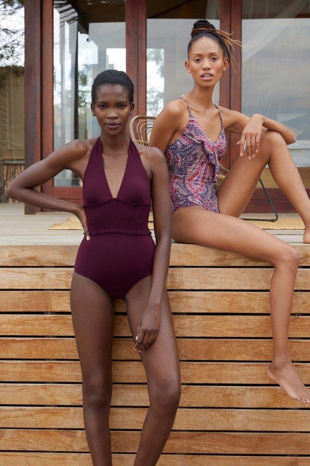 Oysho Beachwear ss 2018