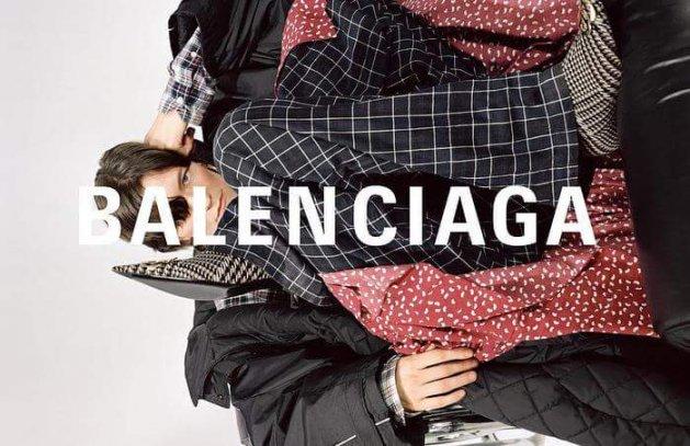 Balenciaga fw 2018/19
