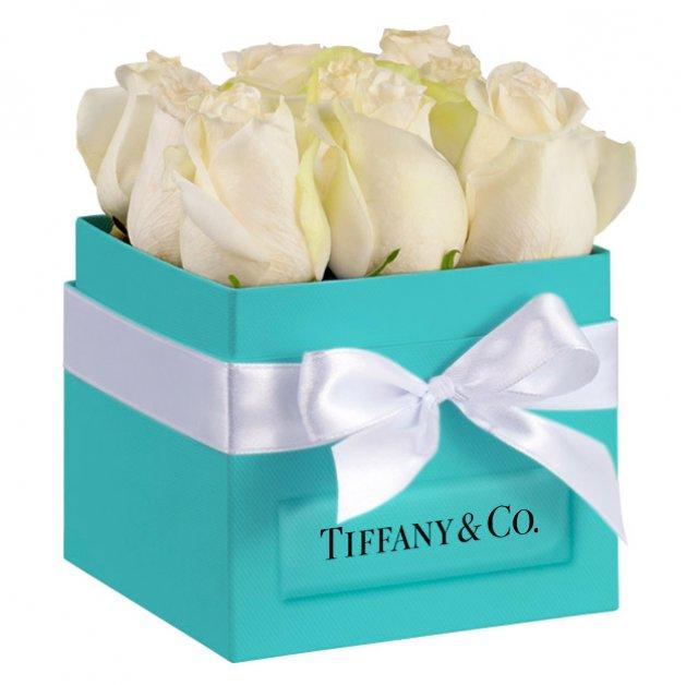 Flower box od Tiffany