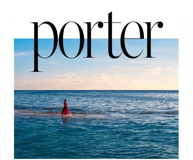Anja Rubik PORTER Magazine Summer 2018