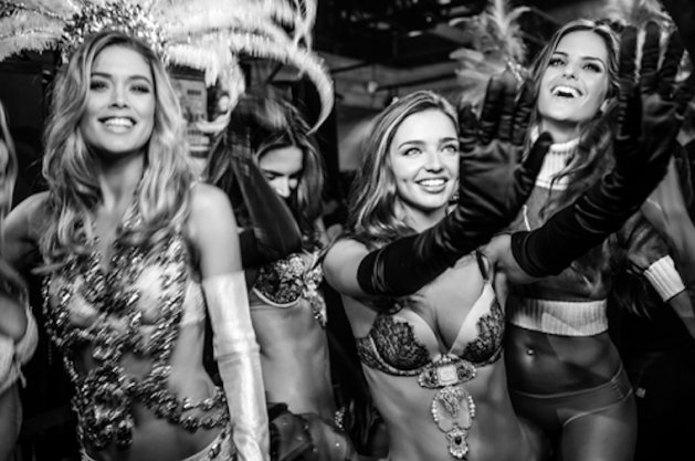 Backstage Secrets: A Decade Behind-The-Scenes at the Victoria's Secret Fashion Show